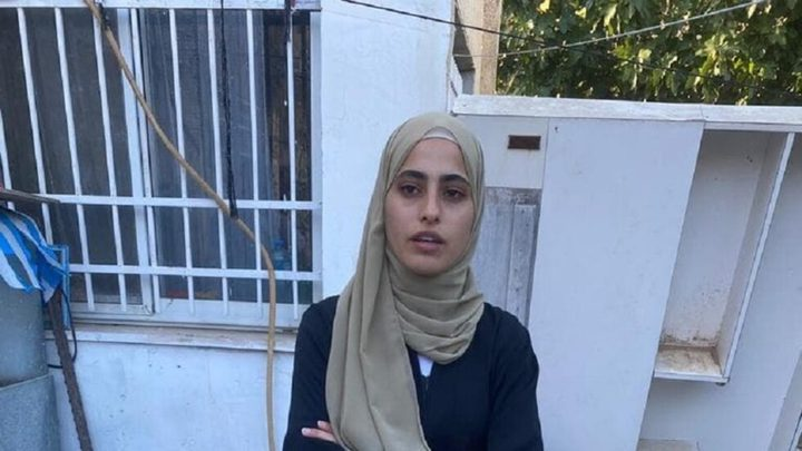 الاحتلال يطلق سراح الناشطة المقدسية منى الكرد