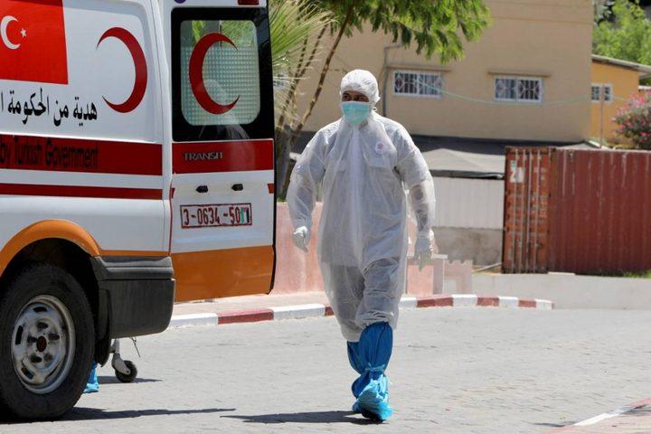 تسجيل 139 إصابة جديدة بكورونا في قطاع غزة