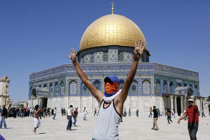 """""""فتح"""" تدعو للنفير العام للدفاع عن القدس ومواجهة مسيرة المستوطنين"""