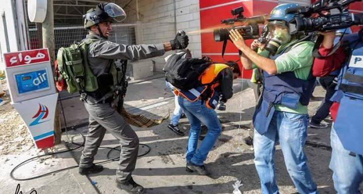 نقابة الصحفيين: 337 جريمة ارتكبها الاحتلال بحق الصحفيين خلال أيار