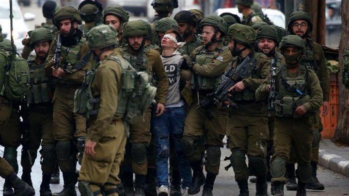 القدس: قوات الاحتلال تعتقل طفلاً من بلدة طور