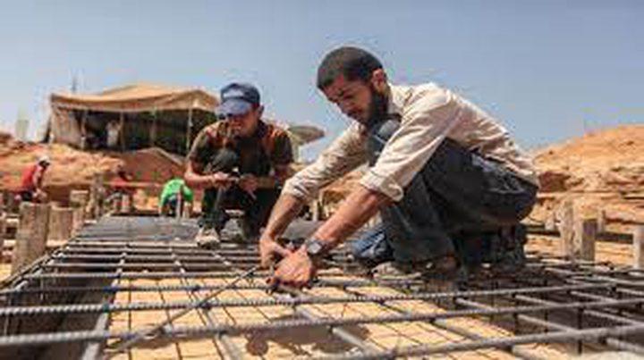 اعفاء التجار والمقاولين بغزة من خلو الطرف الضريبي حتى نهاية الشهر