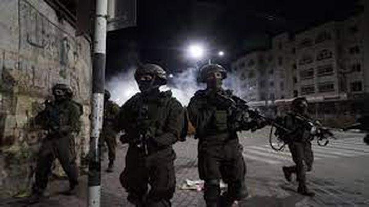 الاحتلال يعتقل خمسة مواطنين من بيت لحم