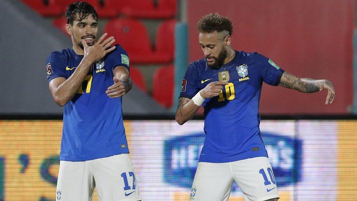 نيمار يقود البرازيل لتحقيق فوز جديد في تصفيات كأس العالم
