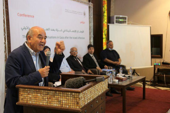 مختصون يحذّرون من أوضاع إنسانية صعبة عقب عدوان الاحتلال على غزة