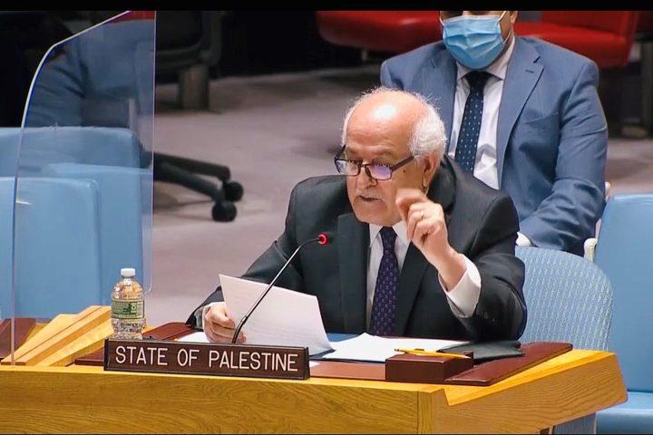 منصور: التقاعس باتخاذ تدابير عملية ألحق ضررا بسلطة القانون الدولي