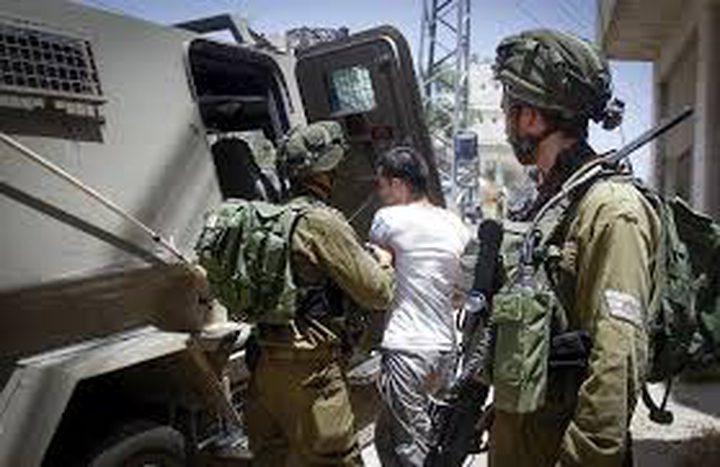 الاحتلال يعتقل شابا من بلدة تقوع شرق بيت لحم