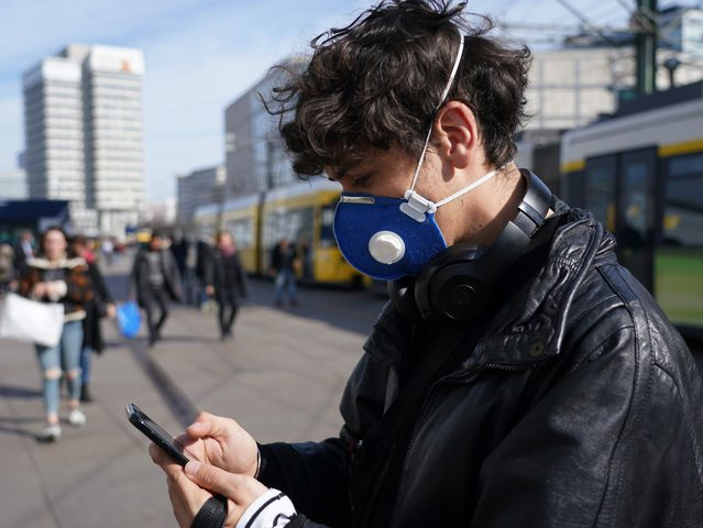 تسجيل 3871 إصابة بفيروس كورونا في فرنسا