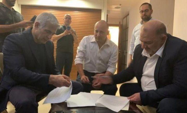 موعد أداء حكومة الاحتلال الجديدة لليمين الدستورية