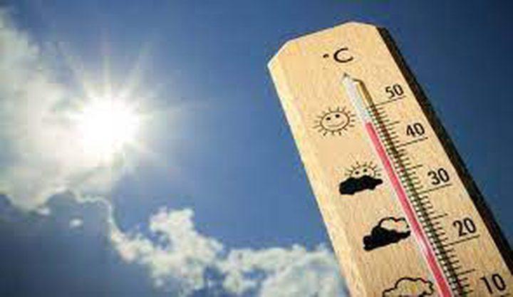 الطقس: أجواء حارة ويطرأ ارتفاع طفيف على درجات الحرارة