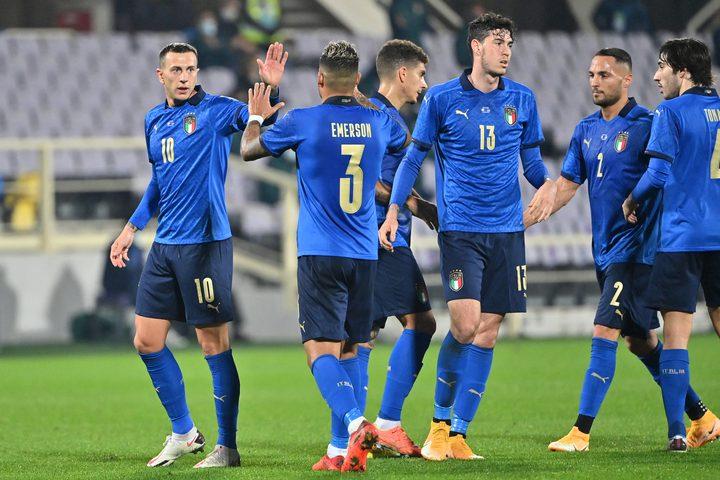 منتخب إيطاليا يحقق فوز كبير على حساب نظيره التركي