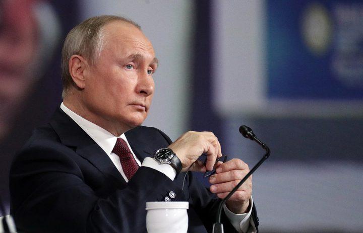 بوتين: العلاقات مع أميركا في أدنى مستوياتها منذ سنوات