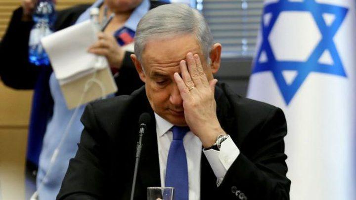 نتنياهو يهدد بإسقاط حكومة اليسار الإسرائيلية
