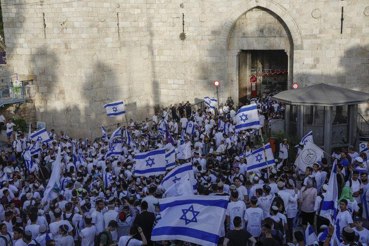 الخارجية تحذر من مسيرة الأعلام ونتائجها على تثبيت التهدئة