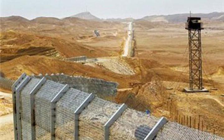 إصابة جندي من قوات الاحتلال على الحدود الأردنية