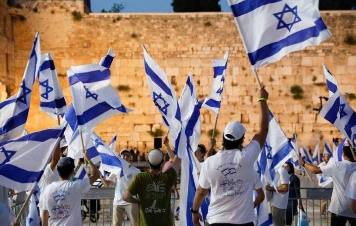 """تحذير عربي من إصرار الاحتلالعلى تنظيم """"مسيرة الأعلام"""""""