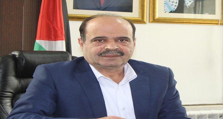 المحمود يطلع وزيرة الإعلام اللبنانية على جرائم الاحتلال