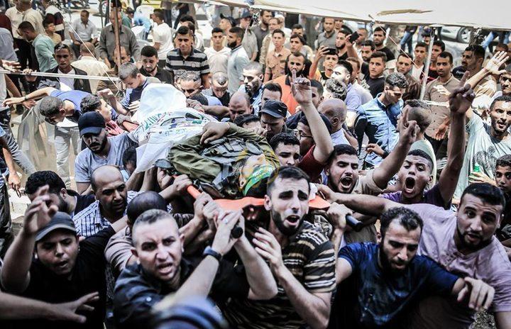 استشهاد مواطن من بيت حانون متأثرا بإصابته خلال العدوان على غزة