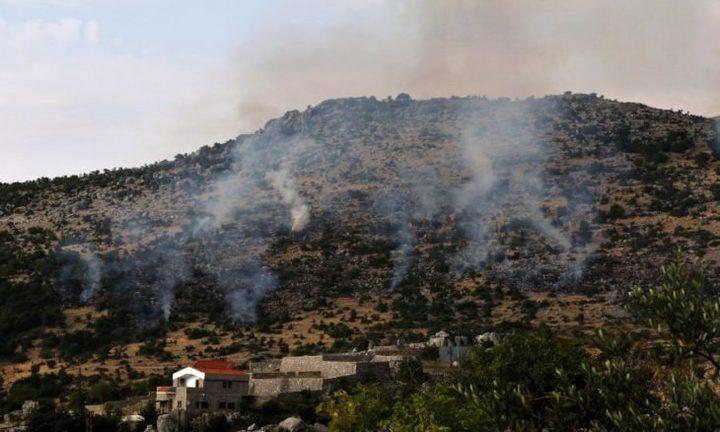 الاحتلال يطلق النار صوب راعٍ في بلدة كفر شوبا اللبنانية