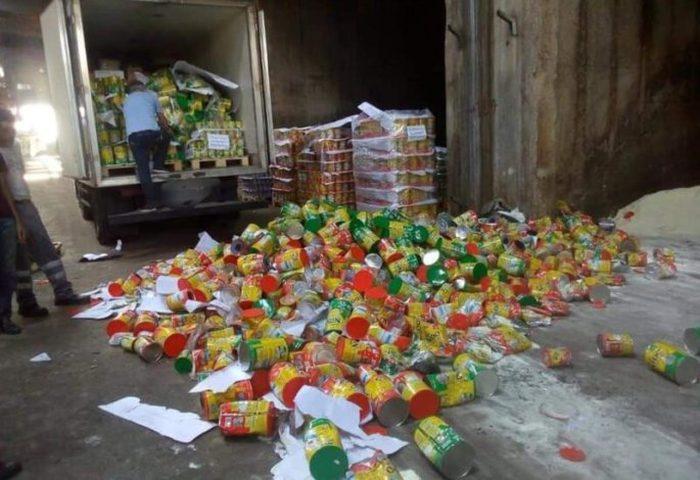 لبنان: اتلاف 20 طن من الحليب الفاسد.. رغم شح السلعة