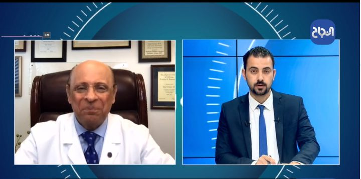 برفيسور يؤكد فعالية لقاحات كورونا ضد الفيروس وطفراته