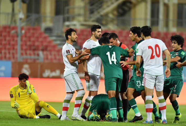 العراق يتأهل إلى التصفيات النهائية لمونديال قطر