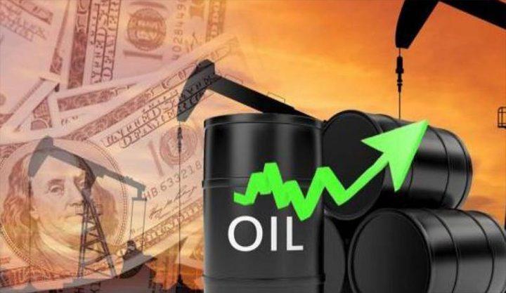 ارتفاع اسعار النفط وتراجع المخزنات الأمريكية