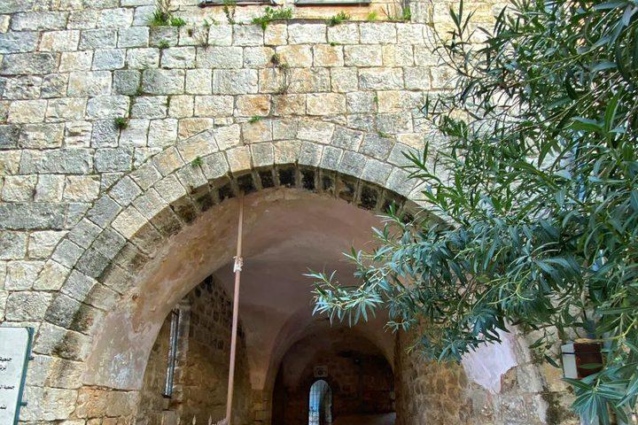 البلدة القديمة في بلدة #دير_استيا شمال محافظة #سلفيت