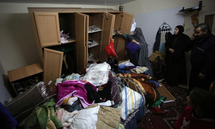 الاحتلال يقرر وقف اقتحام منازل الفلسطينيين في الضفة