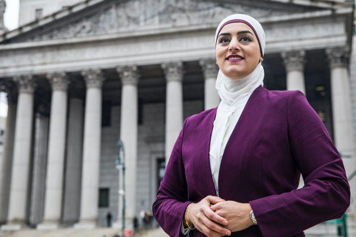 الفلسطينية تهاني عبوشي مرشحة لـمنصب مدعي عام منهاتن