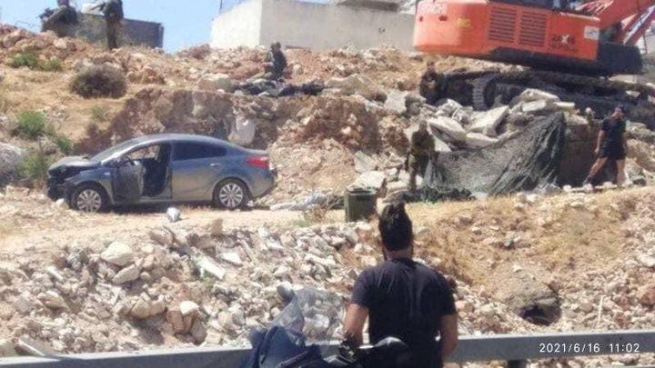 استشهاد مواطنة برصاص الاحتلال على حاجز حزما شرقي القدس