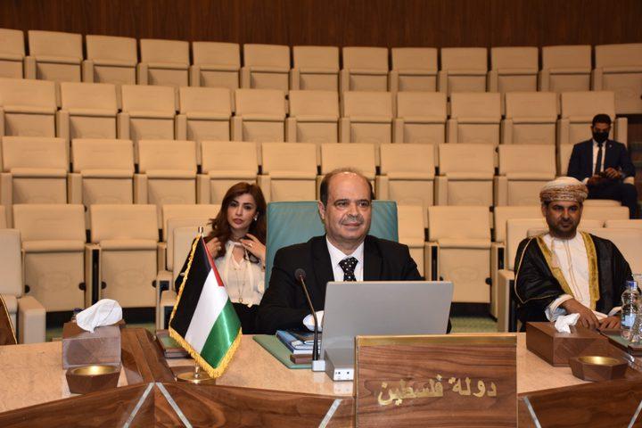 مجلس وزراء الإعلام العرب يؤكد دعمه لتعزيز الرواية الفلسطينية