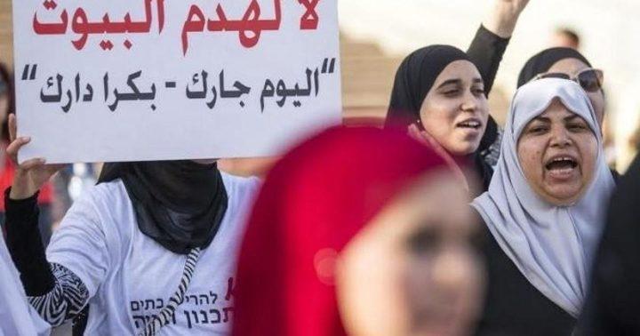 الاحتلال يفرض على عائلة إغبارية بأم الفحم إخلاء منزلها أو هدمه