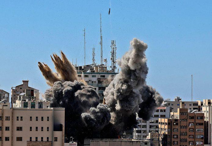 الاحتلال يرسل وفدا إلى مصر لبحث التهدئة مع غزة