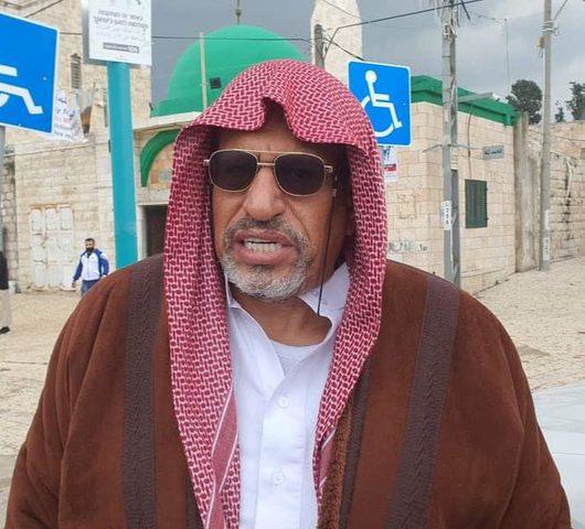 شرطة الاحتلال تعتقل أمام المسجد الكبير في اللد
