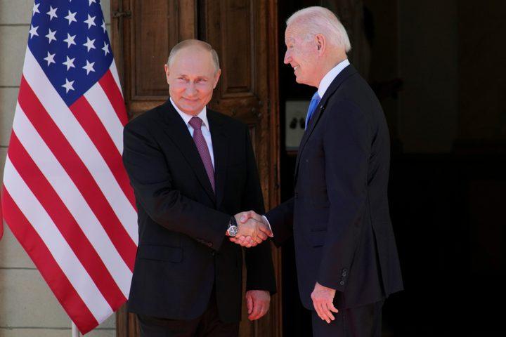 ترامب: قمة بايدن-بوتين كانت ناجحة لكن ليس للولايات المتحدة