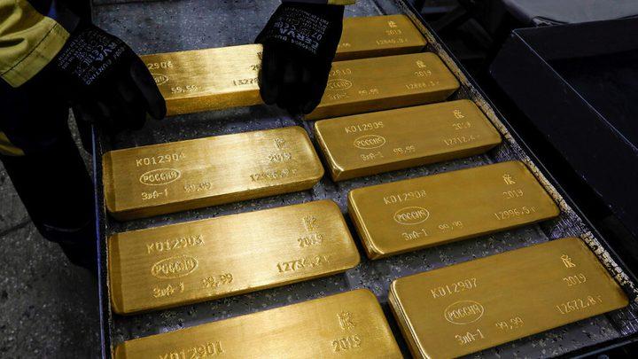 أسعار الذهب تصعد معوضة بعض خسائرها