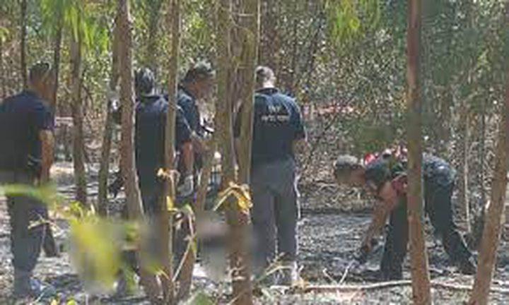 العثور على جثة امرأة جنوب الخضيرة
