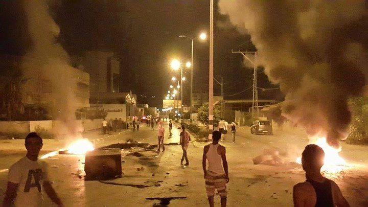 إصابات خلال مواجهات مع الاحتلال على مدخل الرام بالقدس المحتلة