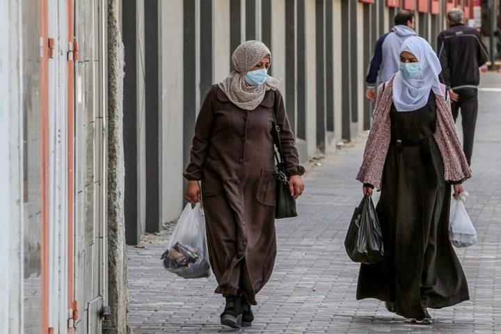 وفاة و١٥١ إصابة جديدة بكورونا في غزة