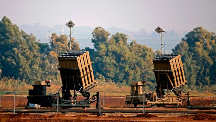 واشنطن تخصص 300 مليون دولار  لإعادة مخزون صواريخ القبة الحديدية