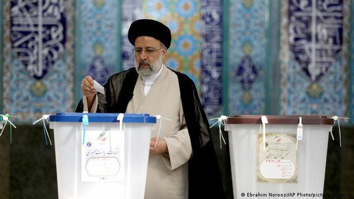 نتائج أولية: فوز إبراهيم رئيسي في انتخابات الرئاسة الإيرانية