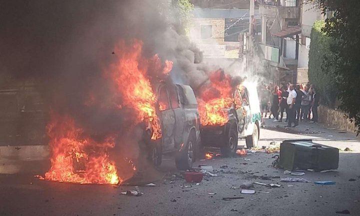 إصابة شاب بجروح خطيرة برصاص شرطة الاحتلال بدير الأسد