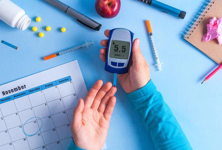 علماء يكشفون الطريقة الأمثل للشفاء من مرض السكري