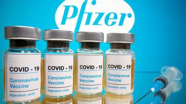 """الصحة:سنعيد اليوم 90 ألف جرعة من لقاح فايزر إلى """"إسرائيل"""""""