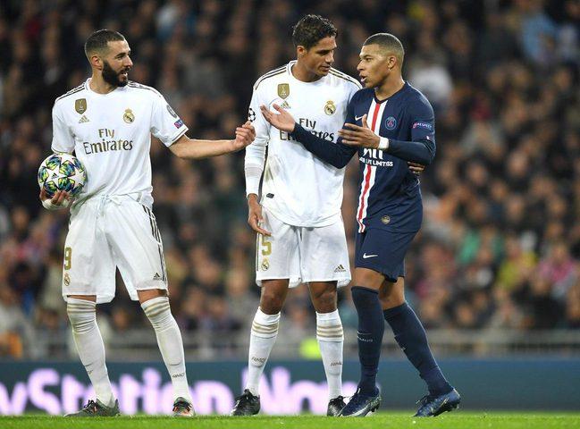 ريال مدريد يحدد 7 ضحايا للتعاقد مع مبابي