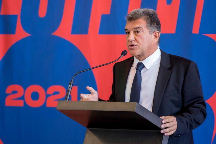 لابورتا: برشلونة سيبرم 3 أو 4 صفقات أخرى
