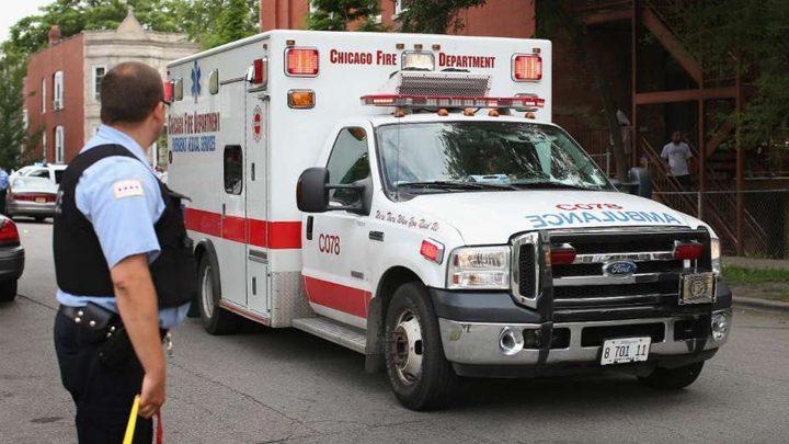 مقتل 10 أشخاص بحادث انزلاق سيارتين إثر عاصفة في ألاباما