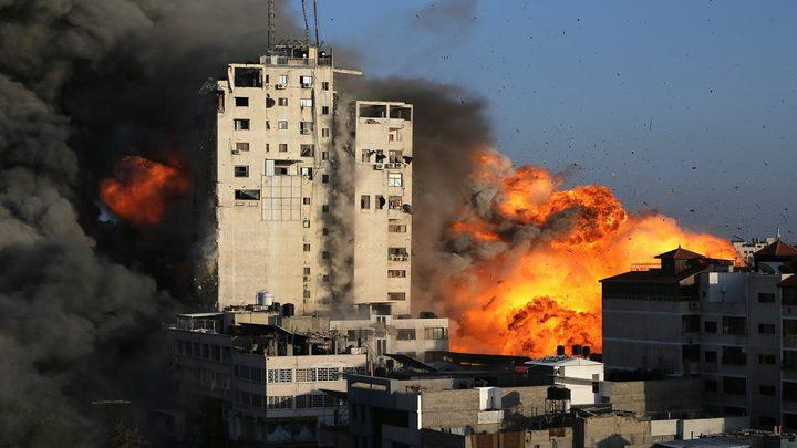 مصر: نسعى لتثبيت وقف إطلاق النار في قطاع غزة