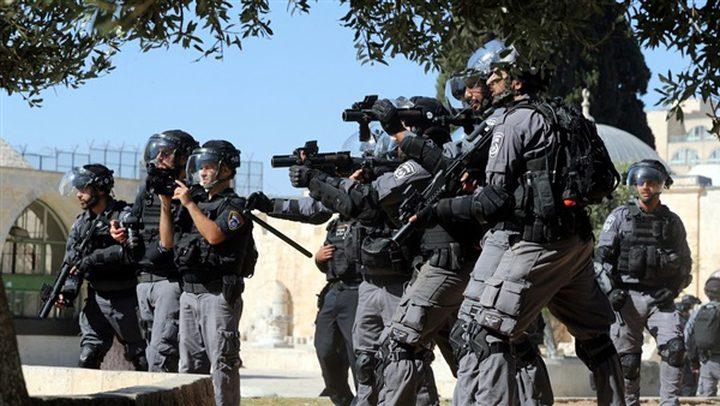 قوات خاصة إسرائيلية تختطف 5 شبان من مخيم جنين